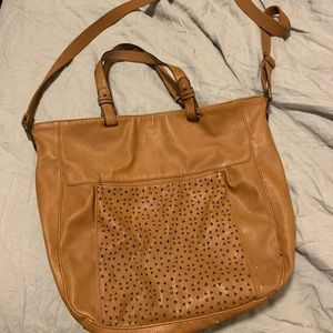 AEO Faux Leather Large Purse/Tote